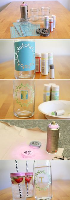 DIY gift for Mother's Day/birthday/christmas. Doing it, I love this idea so