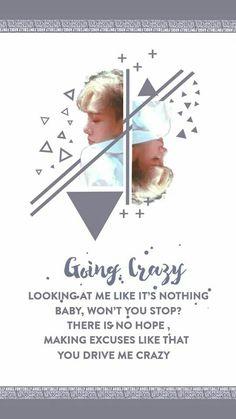 EXO COMEBACK 2017 WALLPAPER | #EXO #COMEBACK #July2017 | Chen Wallpaper | #첸 #엑소 #lyrics #Going Crazy cre: HDHE