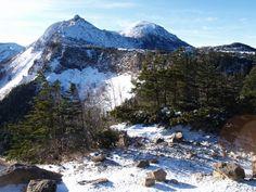 天狗岳。中山|八ヶ岳登山ルートガイド。Japan Alps mountain climbing route guide