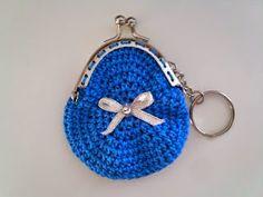 ABruxinhaCoisasGirasdaCarmita: Bolsa porta-chaves