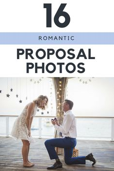 16 Romantic Proposal