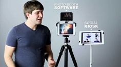 Set up a Photo Booth in Minutes - want to do this! ...plus I really want an iPad and this is a great excuse! ;D