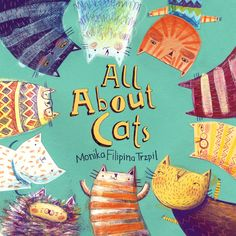 All About Cats by Monika Filipina Trzpil, via Behance