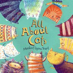 All About Cats by Monika Filipina Trzpil, via Behance