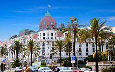Hotel Negresco, Nice, France