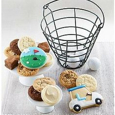 Golf Treats Gift Pail