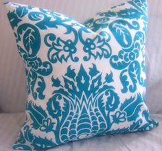 Amsterdam Turquoise - pillow