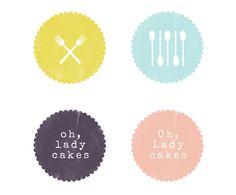 Lovely Lady – Oh, Ladycakes!