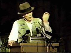 "Joseph Beuys - ""Dank an Wilhelm Lehmbruck"" (Letzte Rede) 2/2"