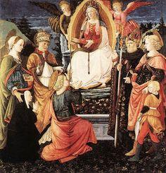 Marsuppini Coronation