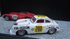 Porsche 356 IV Carrera Panamericana - Homenaje a Eva Peron- TSM 1:43