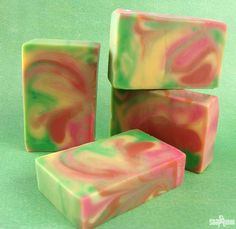 In this throwback Thursday episode of Soap Queen TV, I'm joined by Christy from KB Shimmer to create a brightly-colored in-the-pot swirl cold process project. This stunning technique produces beautiful results, and every bar looks unique. Made with vibrant LabColorsand scented with Energy Fragrance Oil, this soap screams of a tropical vacation! A more advanced …