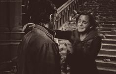 They understand each other. | 7 Reasons Why Harry And Hermione Should Have Ended Up Together