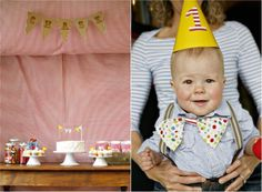 Go ahead, clown around! A circus birthday theme is fun for lots of different ages.