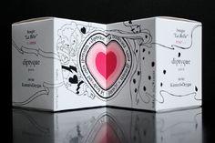 diptyque packaging: KUNTZEL + DEYGAS