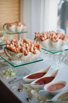 Image result for seafood wedding menu ideas