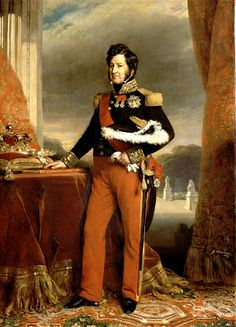 Franz Xaver Winterhalter - Louis Philippe Ier, roi des français