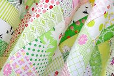 Pink Lemonade - A Quilt in Progress