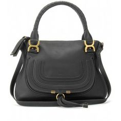 Chloé Marcie Medium Leather Shoulder Bag dying for it in luggage color !!!