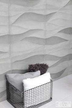 Grafitgrå nätkorg Floors, Tile, Walls, Beautiful, Home Tiles, Mosaics, Wands, Wall, Tiles