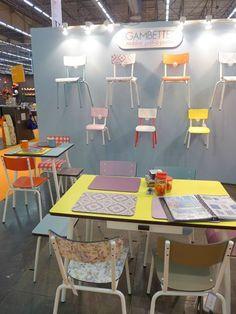 #interieurinspiratie vanaf de maison & Objet 2013 in Parijs door Unetouchede.canalblog.com. Voor meer woonbeurzen en inspiratie neem een kijkje in het #woonbeurzen overzicht op http://www.wonenonline.nl/woonbeurzen/