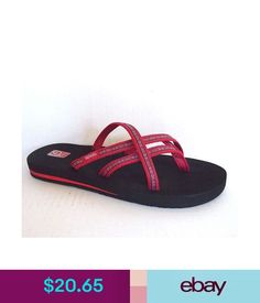 5b831b852 Teva Fashion Sandals  ebay  Clothing