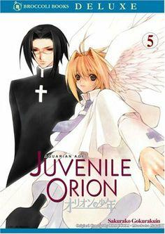 Aquarian Age - Juvenile Orion Volume 5 by Sakurako Gokurakuin,http://www.amazon.com/dp/1932480137/ref=cm_sw_r_pi_dp_zZXGsb08QMZQHVAJ