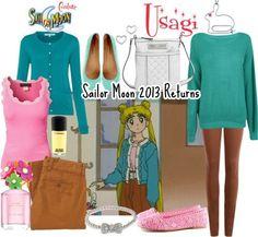Sailor moon Style