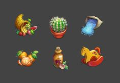 Fable Kingdom : Icons for the game 'Fable Kingdom'