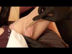 How to Underarm Wax - Salon Secrets