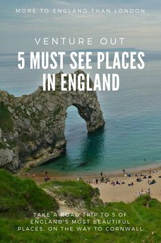 There is more to England than London. But to find it you gotta venture out into the countryside. Take a road trip and explore these wonderful 5 places #england #roadtrip