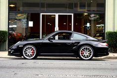 Cars Dawydiak 2011 Porsche 911 Turbo PDK -
