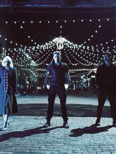 Isabelle Jace and Alec // The Mortal Instruments // Shadowhunters // ABC Family // Shadowhunters TV Series