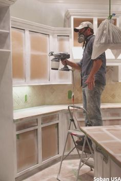 spray paint for cabinets