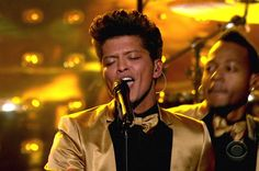 See Bruno Mars in Concert....... Done!!