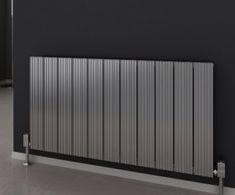 Small Designer Bathroom Radiators hudson reed radiators > finesse designer radiator (stainless steel