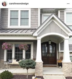 image result for mastic siding cape grey luann pinterest house