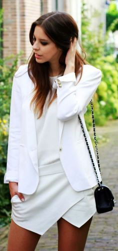Winter Fall white Outfit   New Era