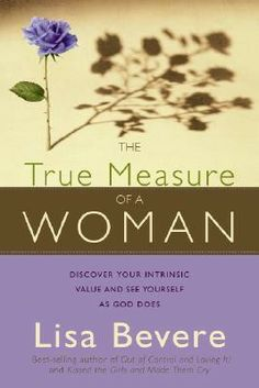 """[""""It's time for every woman to discover her eternal value! Best-selling author Lisa Bevere unveils the truth of God's Word and exposes the subtle influences and blatant lies that have held women captive for years. This re-released book deals with two basic questions: How do women fit in or relate to the world around them, and what is the measuring stick of their worth? Women must let go of the past, stop comparing themselves to others, forget the material things, and start embracing God's…"""