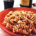 fusili with summer tomato sauce~Italy