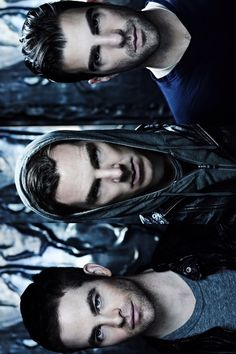 Star Trek Into Darkness. These men are so hot.