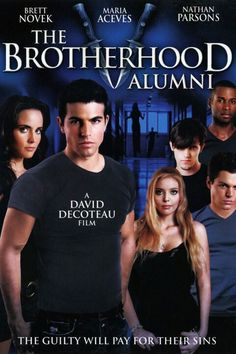 Brotherhood Season 1 Episode When a group of pretty alumnae from Sunnydale High school receive invitations for a reunion at their alma mater, the fallout from an unsolved murder on their prom night comes back to haunt . Alma Mater, Internet Movies, Movies Online, Sean Faris, The Guilty, School Reunion, Prom Night, Episode 5, Crime