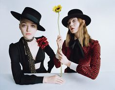 'Best Performances' by Tim Walker for W Magazine February 2015 - Page 2 | The Fashionography