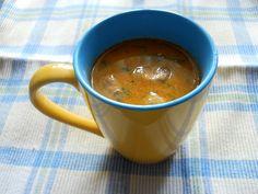 Mushroom Soup - GAPS