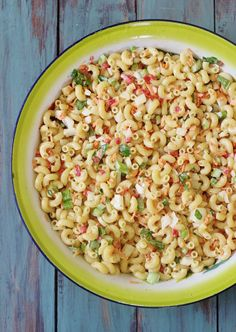 Old Fashioned Macaroni Salad