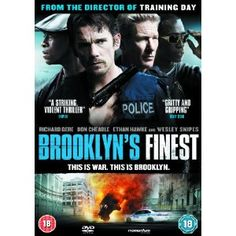 Brooklyn's Finest Brooklyn's Finest, Wesley Snipes, Ethan Hawke, Richard Gere, Training Day, Music Tv, Cops, Good Times, Family Guy