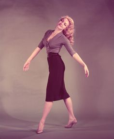 Hollywood Icon: Glamour Girl Julie Newmar - Feather Magazine