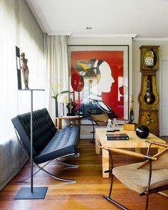 Una casa sofisticada y con personalidad