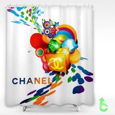 #Chanel #Colorful #3D #cubes #Shower #Curtain #coco #cocochanel #logo #showercurtain #decorative #bathroom #creative #homedecor #decor #present #giftidea #birthday #men #women #kids #newhot #lowprice #cover #favorite #custom #friend