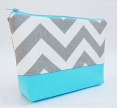 Womens Zip Around Wallet and Phone Clutch,Purple Chevron Zigzag Infinity Anchor Pattern Print,Travel Purse Leather Clutch Bag Card Holder Organizer Wristlets Wallets